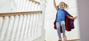 Autrenet - Prot+®gez vos enfants des chutes avec la barri+¿re s+®curit+® escalier (1)