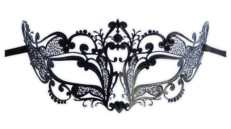 black_filigree_metal_masquerade_mask_princess