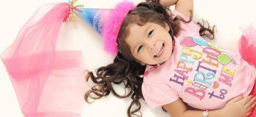 Organiser une fête d'anniversaire pour des enfants en bas âge