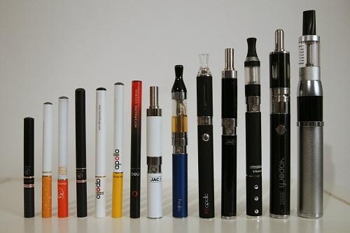 Les différents modèles de cigarette électronique