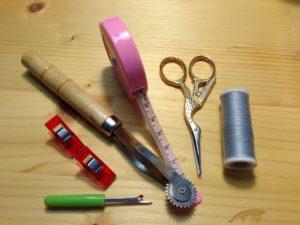 accessoires coutures