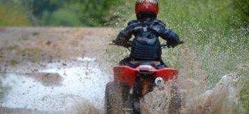 quad a essence pour enfant