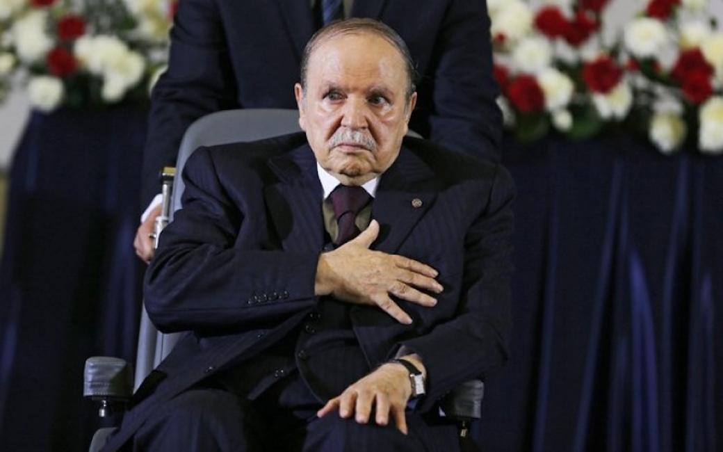 algerian-president